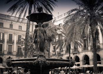 Discovering Barcelona - a photo essay