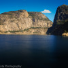 Water views of the Hetch Hetchy