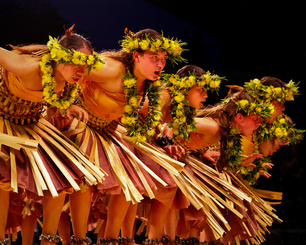 Merrie Monarch performance