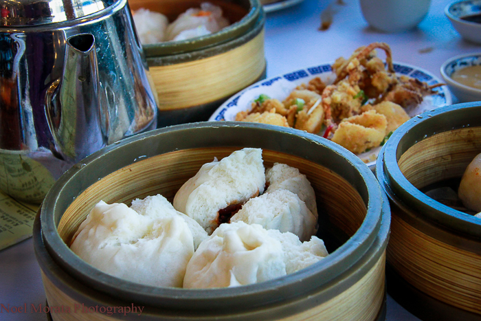 Dim sum brunch in San Francisco