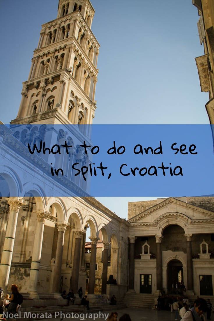 Best places to photograph Split, Croatia