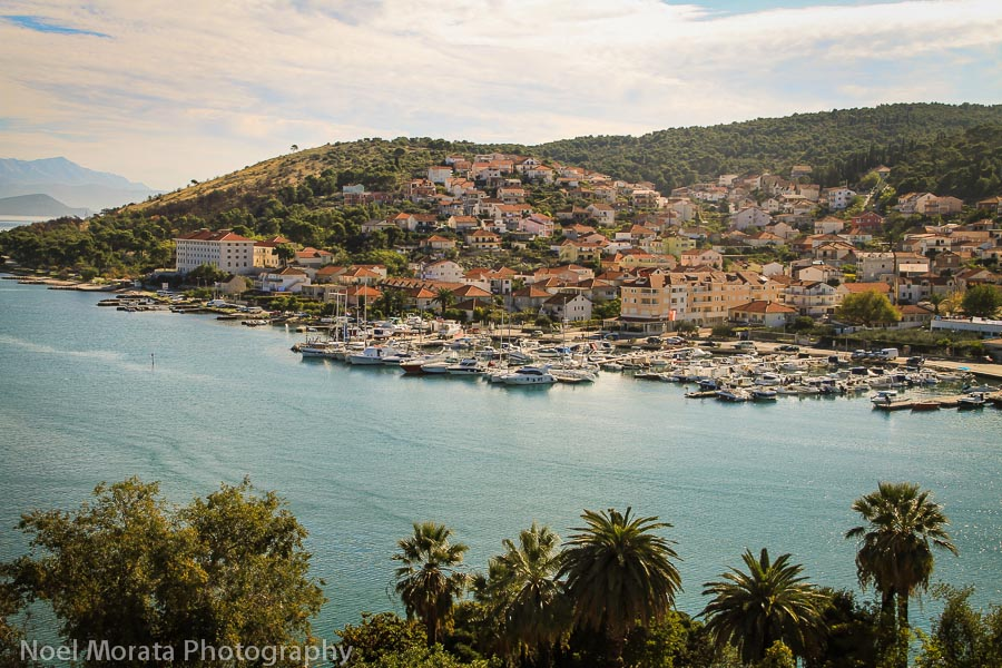 Stunning views of Trogir Croatia, Travel Photo Mondays #40
