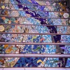 Mosaic stairs in San Francisco