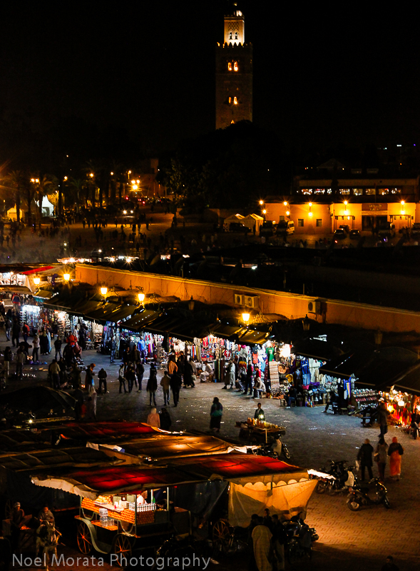 Travel photo: Jemaa El Fna, Marrakesh
