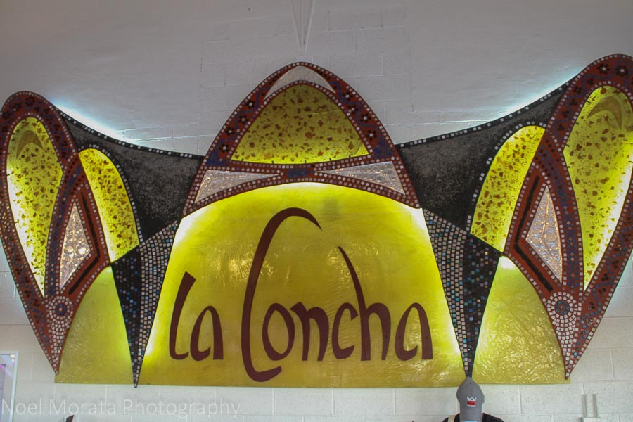 La Concha at the Neon Museum