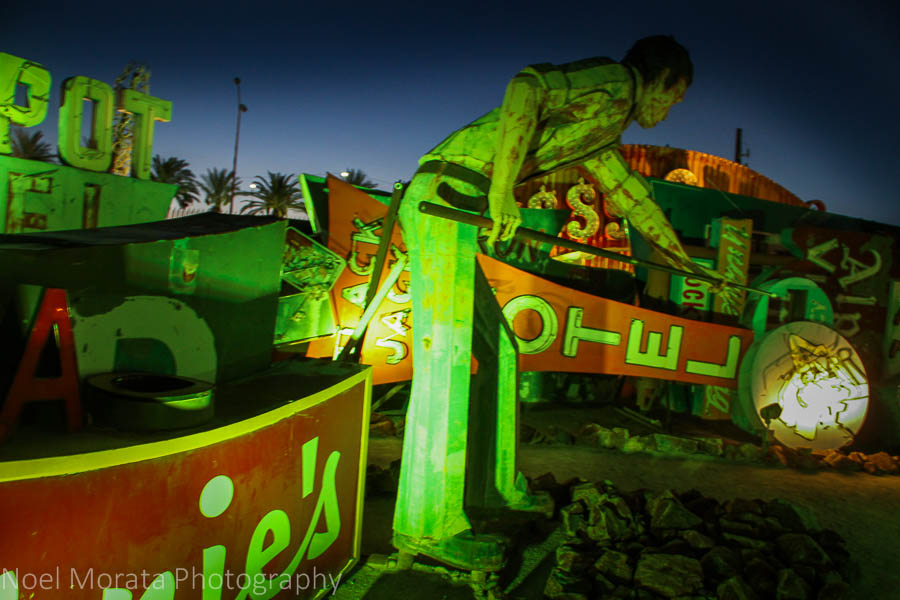 Neon museum - a night tour