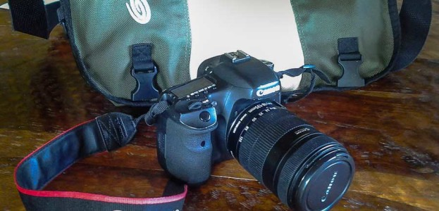 Travel photography: what to pack