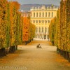 Vienna highlights: a fall garden tour at Schonbrunn