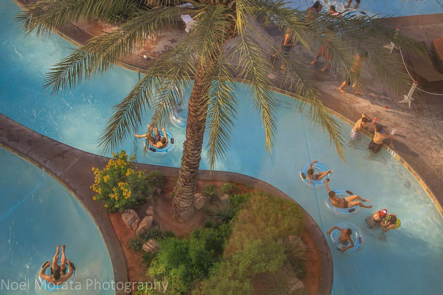 Amazing Vegas resort swimming pools - Travel Photo Mondays