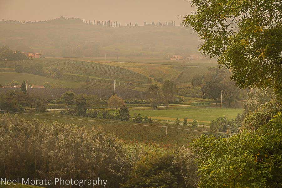 Romagna Italy, first impressions for Travel Photo Mondays