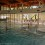 The modern spa at Riole Terme, Romagna, Italy