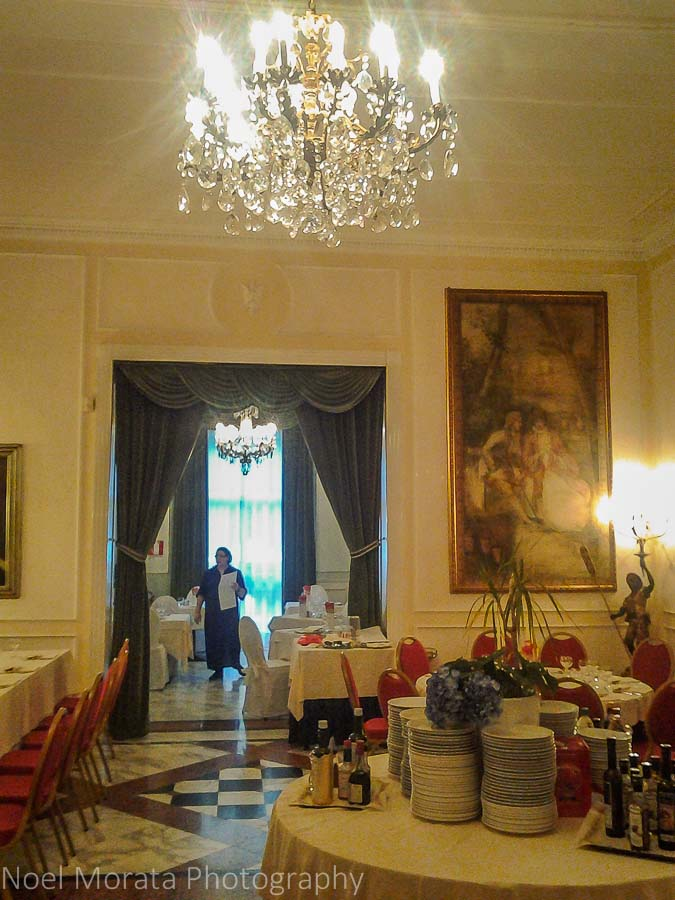 A Visit To The Spas Of Riolo Terme And The Grand Hotel In