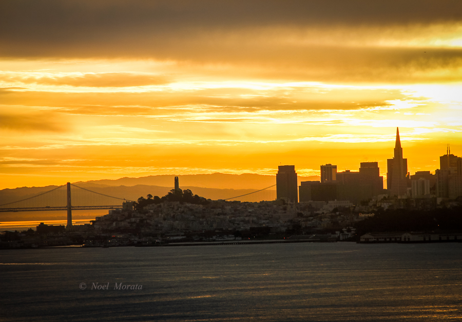 San-Francisco- sunrise