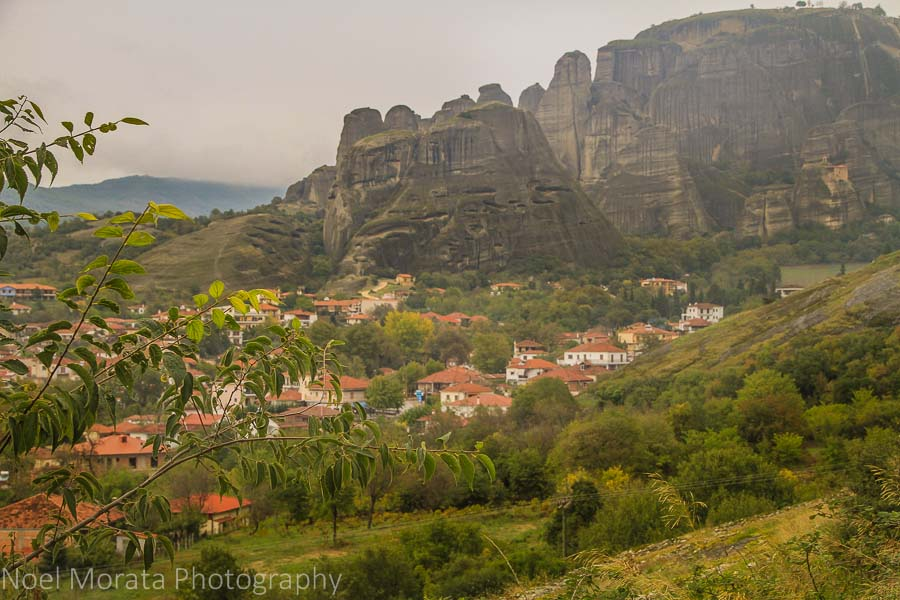 Meteora: first impressions for Travel Photo Monday