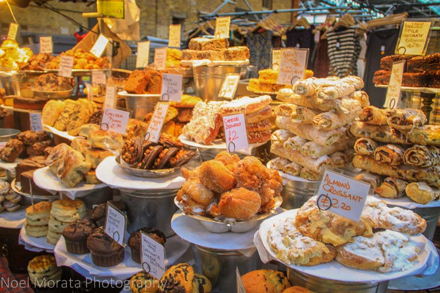 Eating London - a delicious food tour of East London