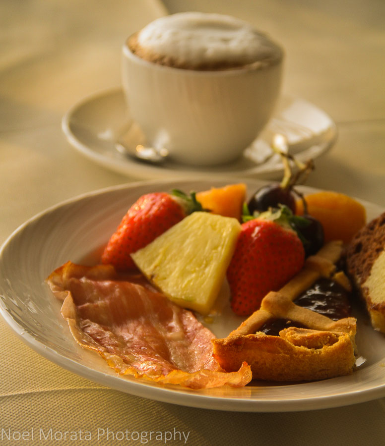 Hotel La Ali del Frassino breakfast buffet
