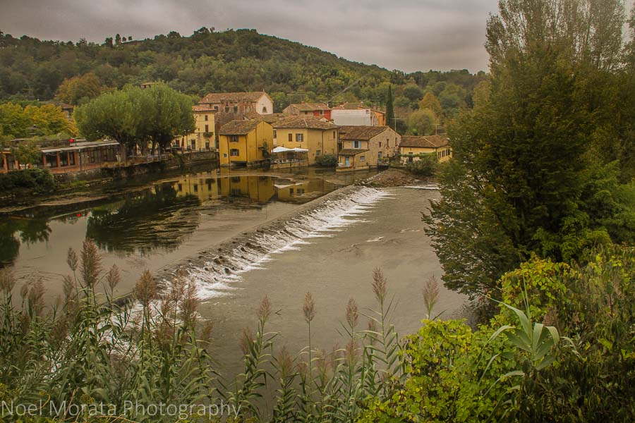 A visit to the sweet hamlet of Borghetto