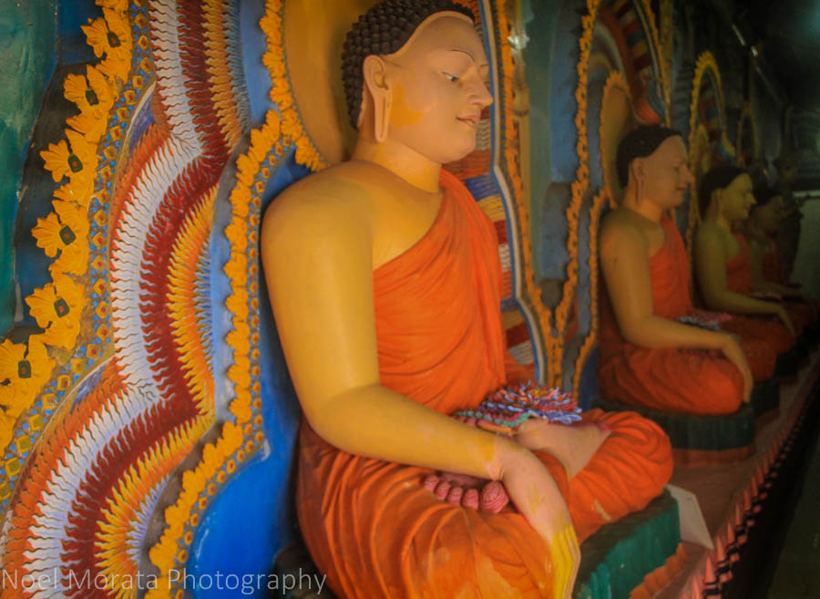 The main buddhist temple in Negombo