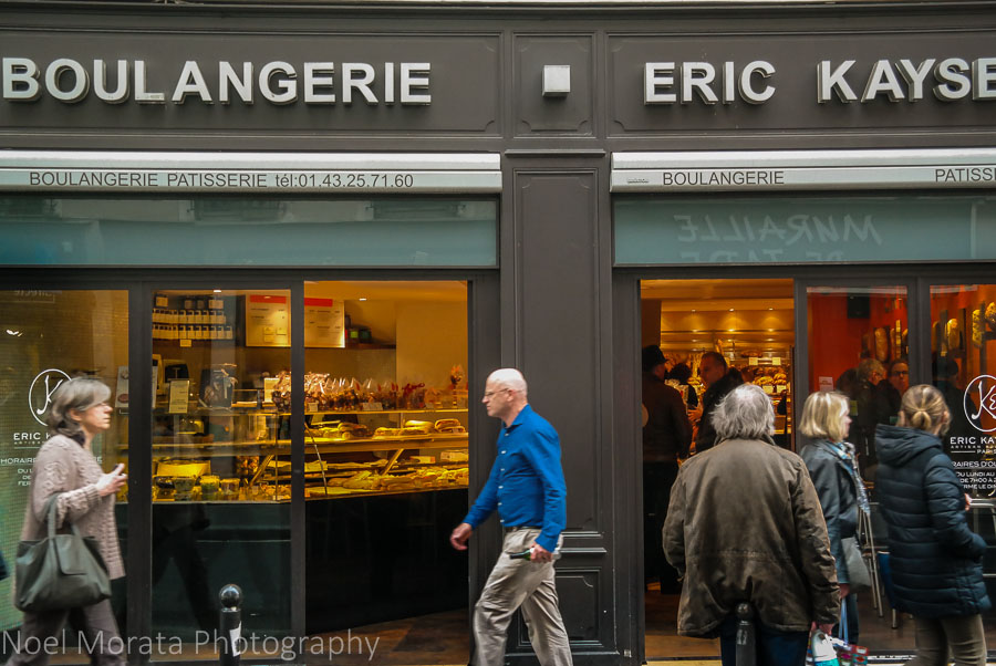 Eric Kayser, Boulangerie in Paris