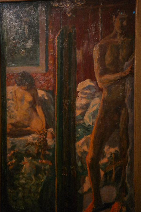 Retrospective of Pierre Bonnard, D'Orsay museum