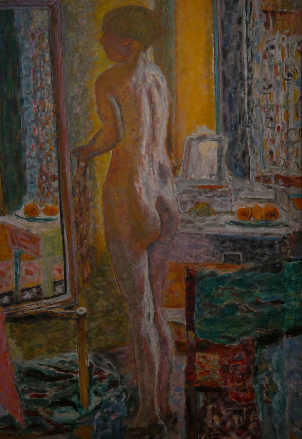 Bonnard at the D'Orsay museum