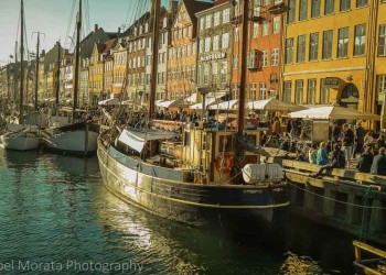 Nyhaven the new harbor - 20 top attractions in Copenhagen