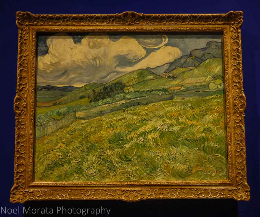 Van Gogh at the Glyptotek