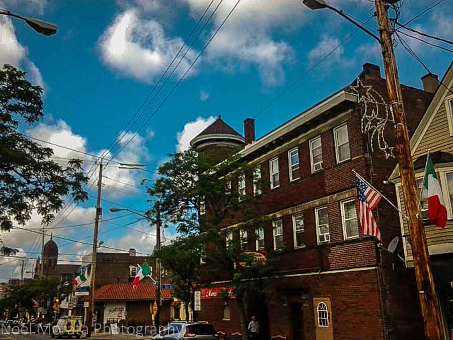 Cleveland's Little Italy - A visit to Cleveland, Ohio