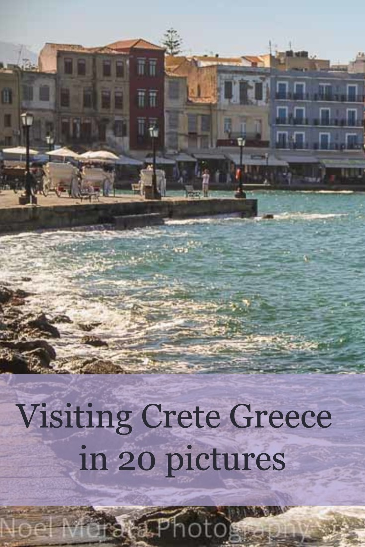 Visiting Crete Greece in 20 pictures