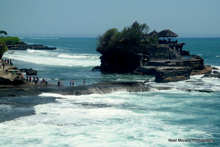 Tanah Lot temple - Alila Hotel and journey