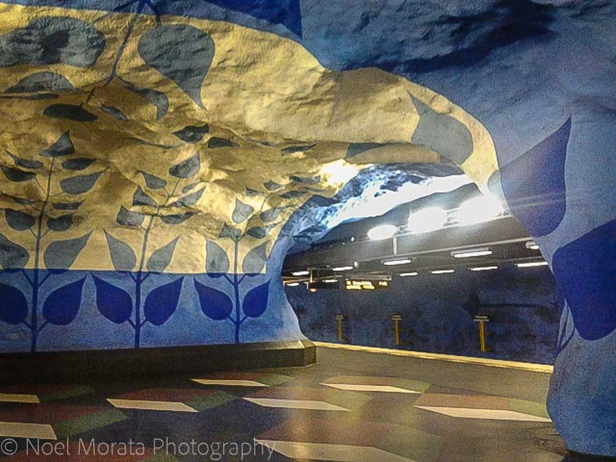 Art design in Stockholm's metro - Top 20 things to do in Stockholm, Sweden