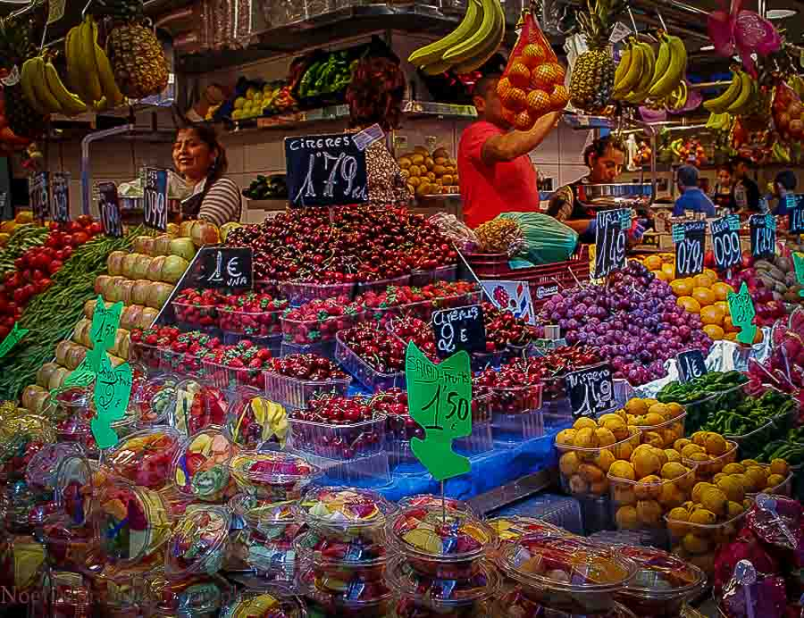 La Boqueria in Barcelona - Top food destinations around the world