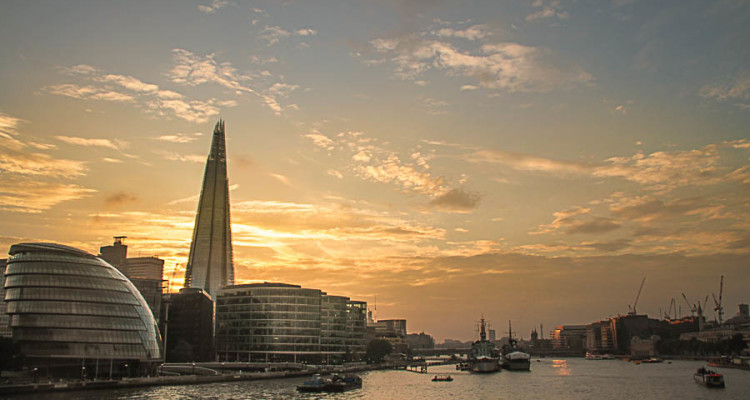 Southbank district - 20 fun and cool things in London
