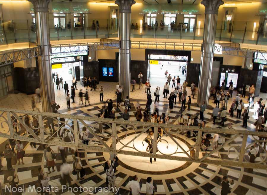 Central Station Tokyo - Best places to photograph Tokyo Japan