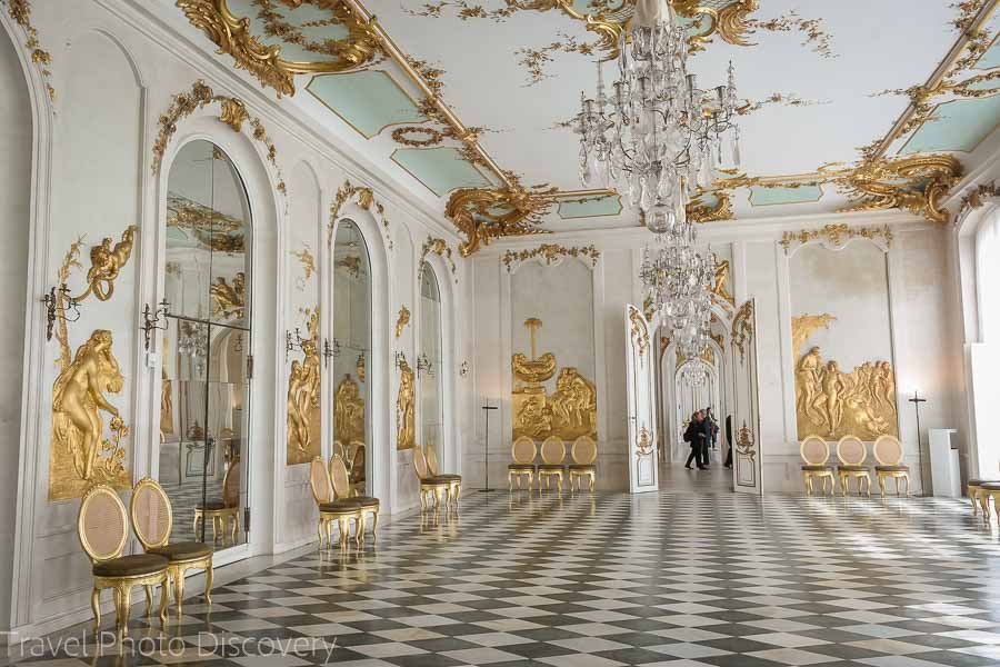 Sanssouci grand hall Exploring the palaces and gardens of Potsdam