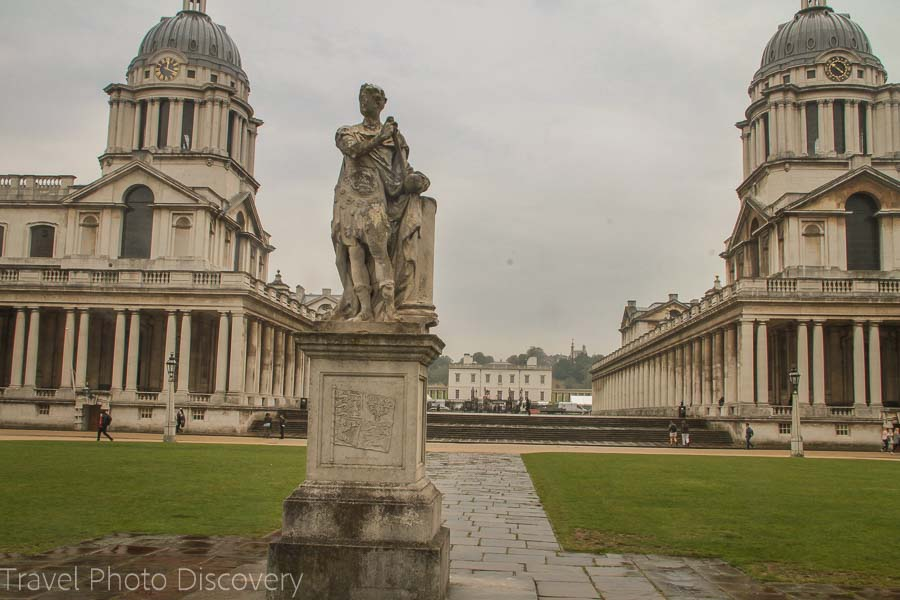 Old Royal Naval Academy Things to do in Greenwich London