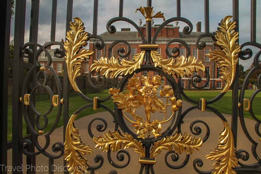 Kensington Palace places to visit in London