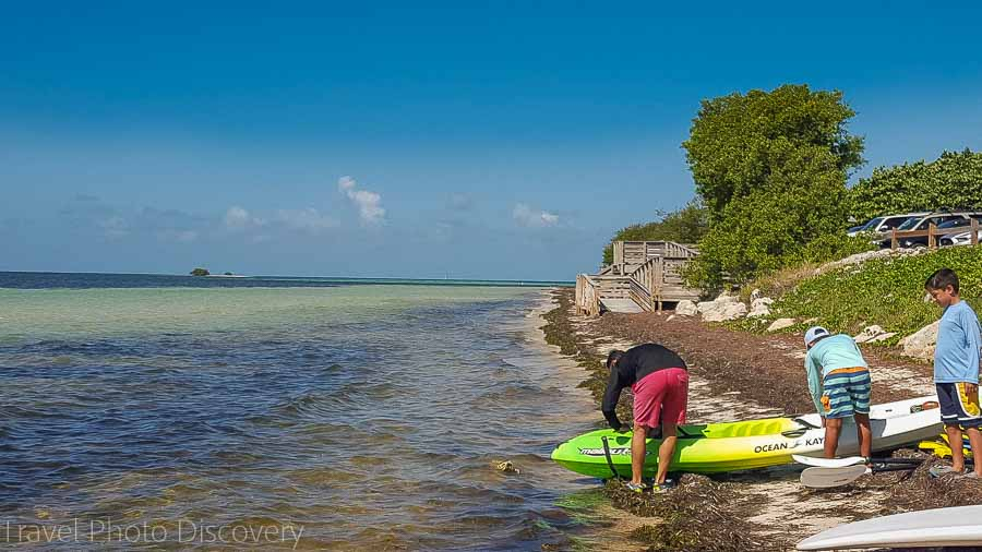 Exploring Bahia Honda and SUP boarding, Florida Keys