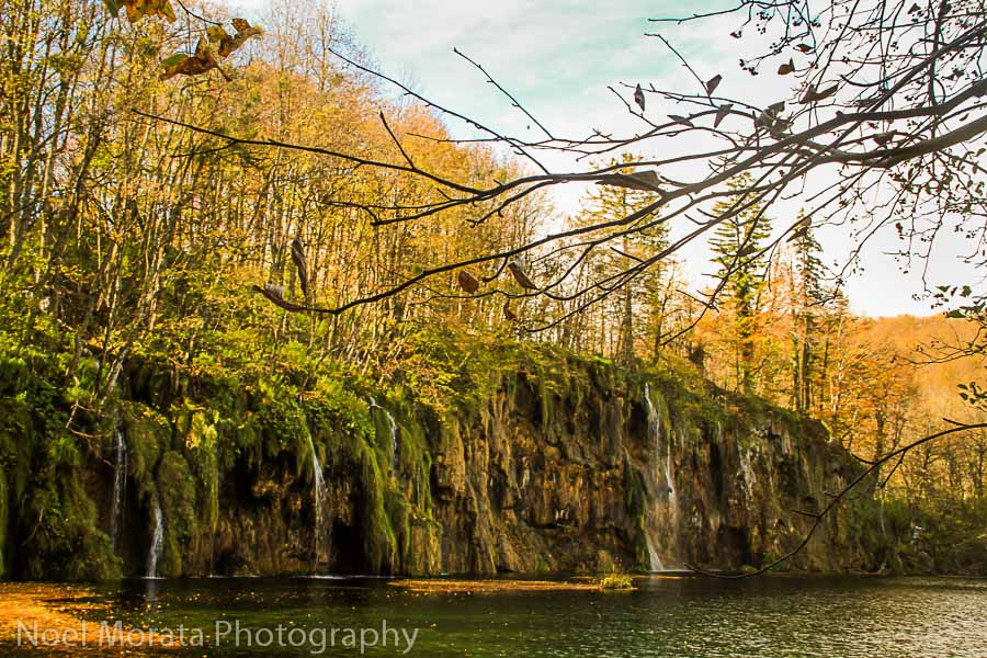 Fall road trip to Croatia Plitvice-National-Park