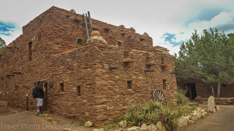 Hopi House Grand Canyon Village
