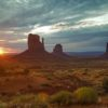 Visiting and touring Monument Valley in Utah