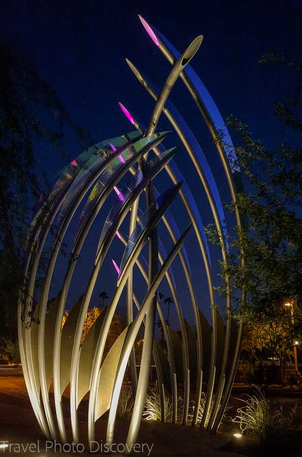 Art in Scottsdale Weekend getaway to Phoenix Arizona