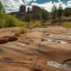 Hiking around Oak Creek and Cathedral rock, Sedona