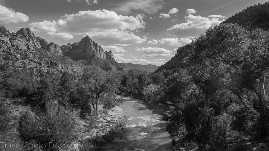 Zion National Park and Ansel Adams