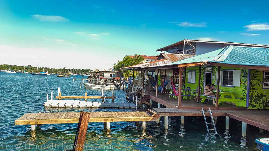 Bocas town Eco luxury stay in Bocas del Toro