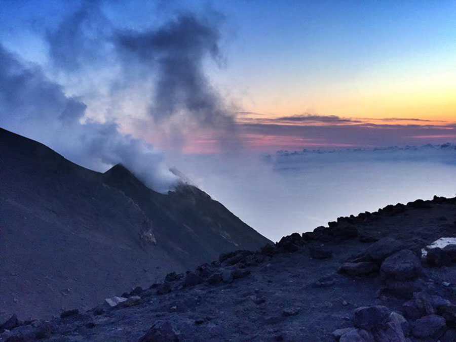 Top adventure and eco experiences hiking up Stromboli, Italy