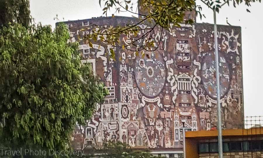 Touring Mexico City Tours by Locals University of Mexico City