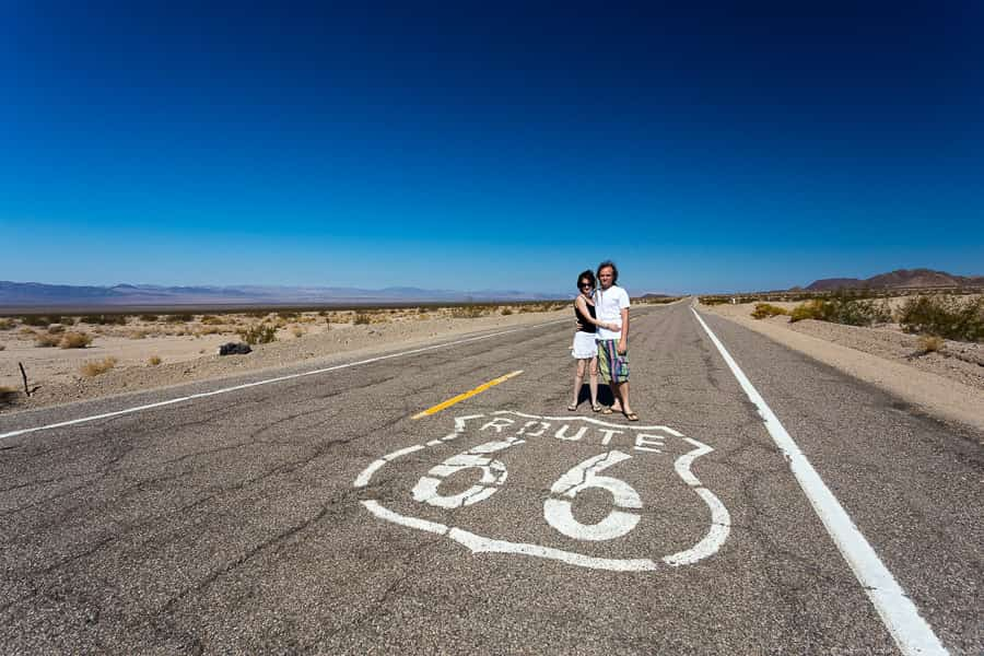 Route 66 Top road trips in the USA