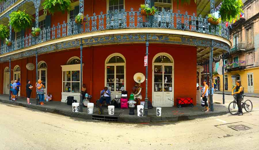Music road trip to New Orleans Top road trips USA