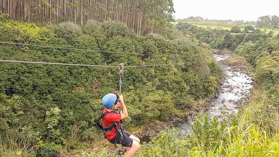 Things to do the Big Island with kids touring activities